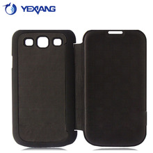 Leather+pc Cell mobile phone case for samsung galaxy s2 3d sublimation blanks
