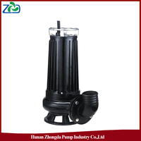 Wholesale High Quality ZHONGDA WQ Series Low Energy Single-Stage Submersible Sewage Waste Water Pump