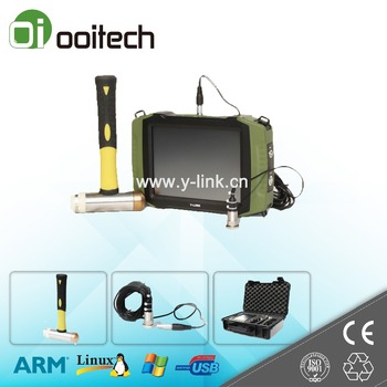 Wuhan Ooitech advanced portable low strain foundation pile tester