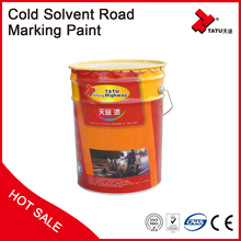 cold solvent paint | cold solvent paint for road marking