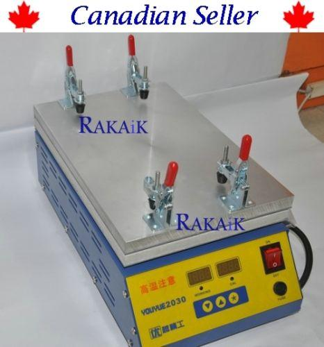 LCD Separator Repair Machine For Ipad
