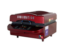 Heat Transfer Press ST-3042 3D Sublimation Vacuum Mug Printer MachineRED & BLACK