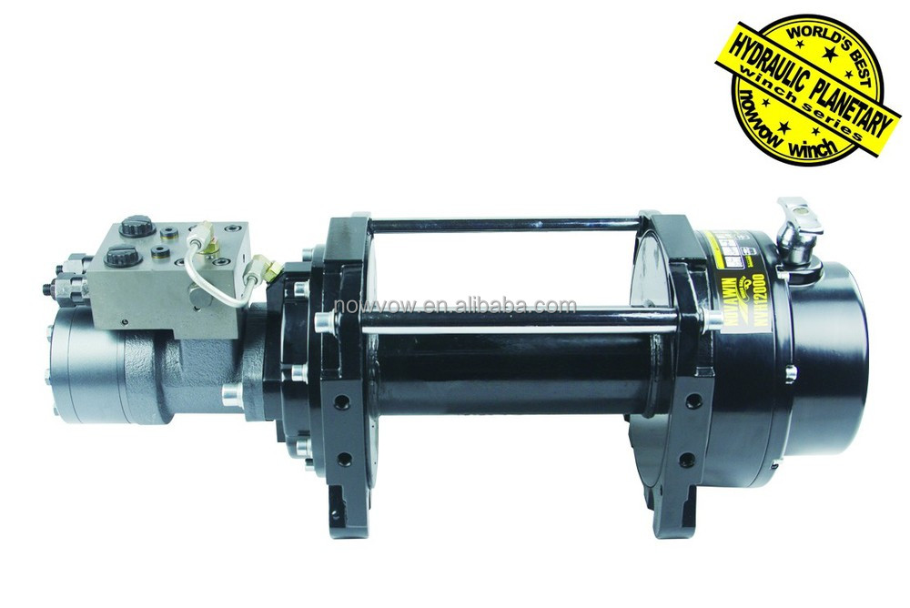 used hydraulic winch for sale, NVH12000
