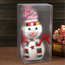 clear doll packaging boxes,cheap toy display case