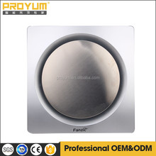 electric ceiling mounted bathroom exhaust fan with white color different shape available