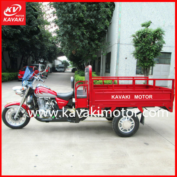 Stable Carriage MTR Three Wheel Motorcycle Parts / Tricycles Adultos / Moto Tricycle