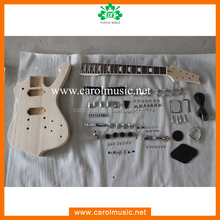 GK039-7 Diy unfinished 7 strings electric guitar kits