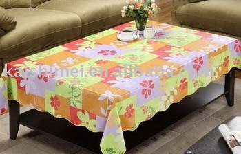 PVC tablecloth printing ink