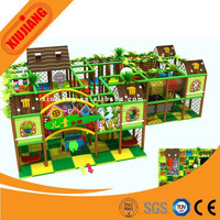 Amusement Park Kids Indoor Jungle Gym Play Houses,Play Yard For Children