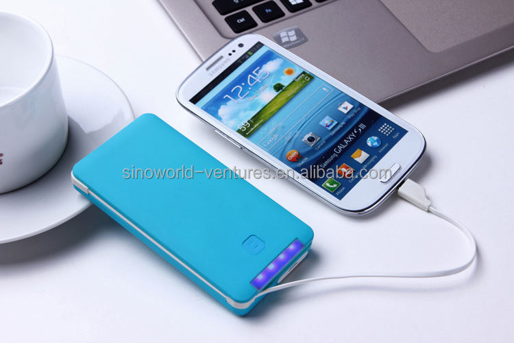2016 Best Selling New Product Portable Power Bank Consumer Electronics