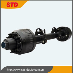 China cheap 13T trailer axle