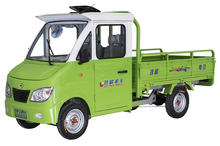 four wheel 4.0kw cargo tricycle for heavy duty