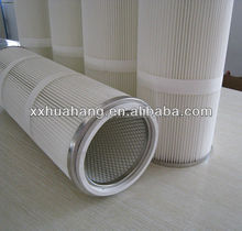 high precision the paper pleated filter cartridge used on air purifier filter