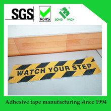 """WATCH YOUR STEP"" Printed Anti Slip Tape"