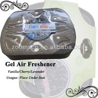 SOLID GEL AIR FRESHENER 150G LILY-CHERRY
