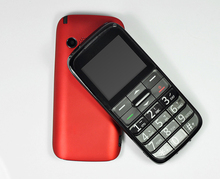senior phone for old people with SOS and torch