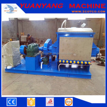 high quality Industrial hotmelt adhesive Sigma mixer machine with extruder ( 1000L capacity )