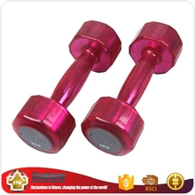 Professional colorful multifunctional dumbbell mini dumbbell