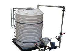 1000 liter plastic chemical container Factory Plastic Water Storage Tanks