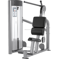 life fitness gym equipment/ Abdominal Crunch Machines/ life gear exercise equipment