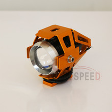 U5 motorcycle headlight moto light drl bajaj pulsar 180 motorcycle headlight