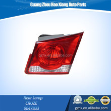 Alibaba Supplier Auto/Car Parts Left Rear Lamp 9047833 For Chevrolet CRUZE