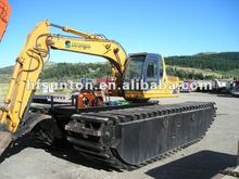 Hot! Doosan DX200 or SAMSONG200 Water Excavator for Sale!
