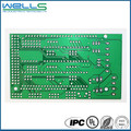Green solder mask PCB printing circuit board with ROHS certification