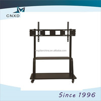 metal legs LCD tv stand