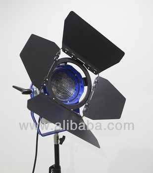 1000w Halogen Tungsten Studio Lamp replaced with 85w LED High CRI 95