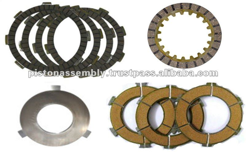Clutch Plates 2 wheeler two