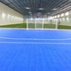 portable indoor and outdoor sports court interlocking futsal flooring mats PP removable gym floor tiles