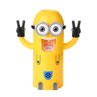 Funny Mr Minions automatic toothpaste dispenser online india