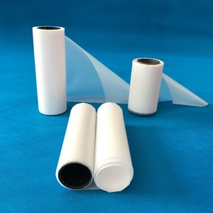 100% virgin PTFE film for sealing chemical resistance insulation teflon film