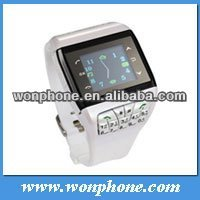 touch screen gsm Q9 watch mobile phone with dual sim card