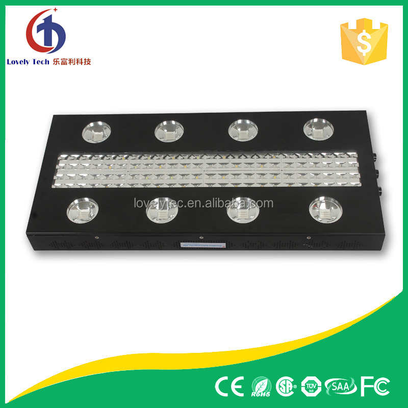 1200w hot new 360 degree adjustable led grow light