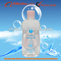 Moisturizing and Mild Baby Oil 200ml