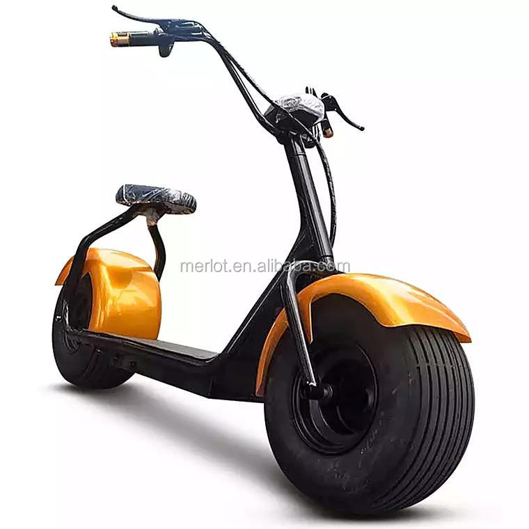 wholesale seev/woqu popular city 2 wheels citycoco electric scooter