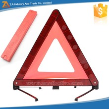 2016 New Designs High Quality!!! Competive Price Auto Reflector LED Warning Triangle For Road Safe Sign