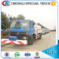 Good quality Dongfeng 4x2 10m3 High Pressure Water Truck price cheap for sale