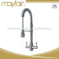 Mayfair Dual Handle Mono Kitchen Sink