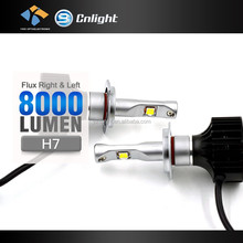 YIKE H7 car led headlight car light led 12v 21w