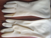 The top quality latex/rubber working gloves for safety protection