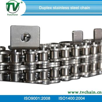High strengthStainless Steel Chain / SS304 roller chain with corrosion resistance