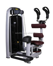 Newly fashionable seated abdominal strength exercise machine ROTARY TORSO JG-1835