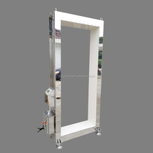 door frame metal detector for brass
