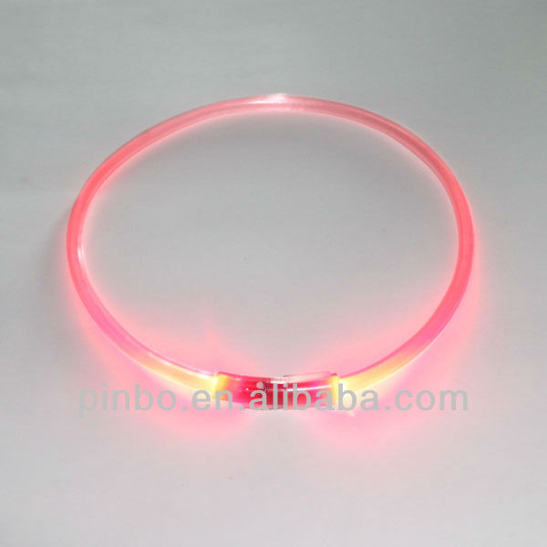 Lighted Led Pet Collar Leash