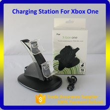 Fast shipping for xbox one controller dock charger dual usb charging station