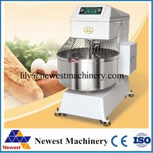 Electric top quality stainless steel bread cake dough mixer kneader