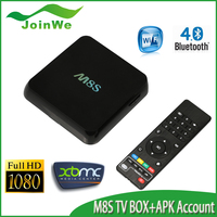 M8S 2G/8G A9 Android 4.4 smart google tv box M8S S812 Quad core optional KODI 14.2 better than dual core mx android smart tv box